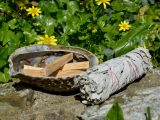White Sage Blessing with Grace and Gratitude